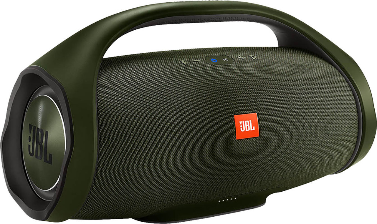 JBL Boombox Forest Green.