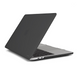 Чехол-накладка JCPAL MacGuard Ultra-thin Hardshell Case Black для MacBook Pro 13''