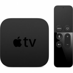 Телевизионная приставка Apple TV 4 64GB (MLNC2) 2015