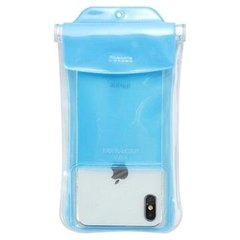 Водонепроникний чохол Baseus Safe Airbag Waterproof Case Blue (ACFSD-C03)