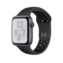 Apple Watch Series 4 Nike+ (GPS) 44mm Space Gray Aluminum Case with Anthracite/Black Nike Sport Band (MU6L2)