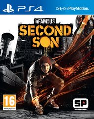 Игра INFAMOUS: second son  (RUS)