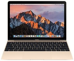 "Ноутбук Apple MacBook 12"" 256GB Gold (MNYK2) 2017"