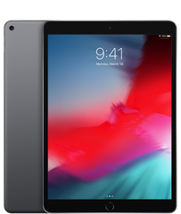 Apple iPad Air Wi-Fi 64GB Space Gray (MUUJ2) 2019