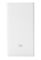 Внешний аккумулятор Xiaomi Mi Power Bank 20000mAh White, White, 20000 mAh