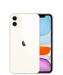 Apple iPhone 11 64GB White (MWL82)