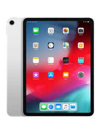 "Apple iPad Pro 11"" Wi-Fi 256GB Silver (MTXR2) 2018"