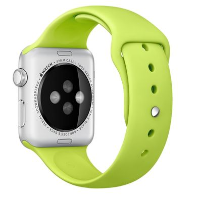 Ремінець Apple 42mm Green Sport Band для Apple Watch