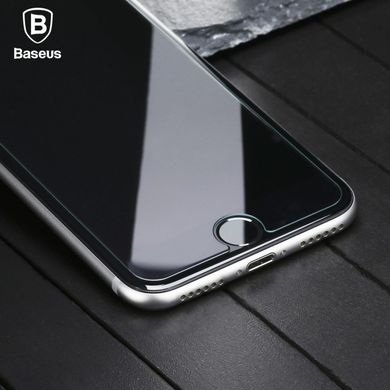 Защитное стекло Baseus Tempered Glass 0.2mm для iPhone 7, Transparent, iPhone 7/8