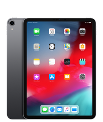 "Apple iPad Pro 11"" Wi-Fi 512GB Space Gray (MTXT2) 2018"