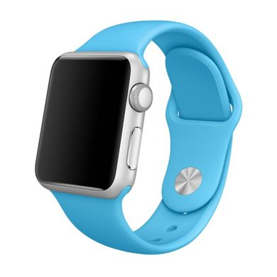 Ремінець Apple 38mm Blue Sport Band для Apple Watch