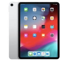 "Apple iPad Pro 11"" Wi-Fi + LTE 64GB Silver (MU0Y2) 2018"