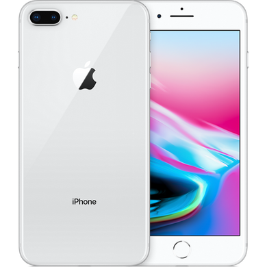 Apple iPhone 8 Plus 256Gb Silver (MQ8H2)