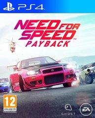 Игра NEED FOR SPEED: Payback (RUS)