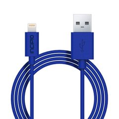 Кабель Incipio Lightning (1m) Blue