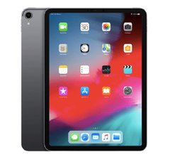 "Apple iPad Pro 11"" Wi-Fi + LTE 64GB Space Gray (MU0T2) 2018"