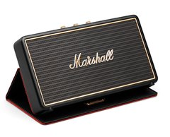 Портативна колонка з акумулятором Marshall Portable Speaker Stockwell Black з чохлом для iPhone/iPad/iPod/Android