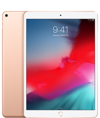Apple iPad Air Wi-Fi + LTE 256 Gold (MV1G2) 2019