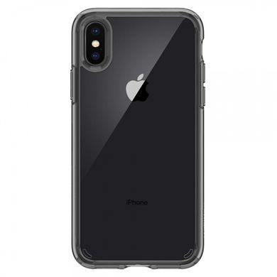 los angeles 6a9c1 fad3c Чехол Spigen Ultra Hybrid Space Crystal для iPhone X