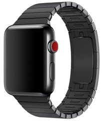 Ремешок Apple Watch 38/40 mm Space Black Link Bracelet (High Copy)