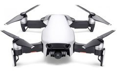 Квадрокоптер DJI Mavic Air Flame White