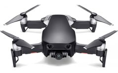 Квадрокоптер DJI Mavic Air Flame Black