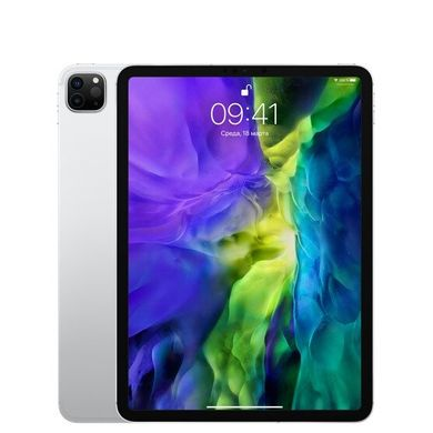 "Apple iPad Pro 11"" Wi-Fi 128GB Silver (MY252) 2020"