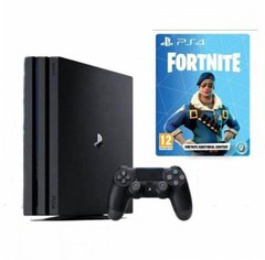 Игровая приставка Sony PlayStation 4 Pro 1TB + Fortnite (PS4 Pro)
