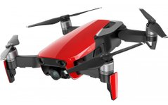 Квадрокоптер DJI Mavic Air Fly More Combo Flame Red