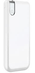 Зарядний пристрій і повербанк (2 в 1) BASEUS Thin Version Wireless Charge Power Bank 10000 mAh (WHITE) (PPALL-QY02)