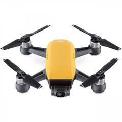 Квадрокоптер DJI Spark Fly More Combo Sunrise Желтый