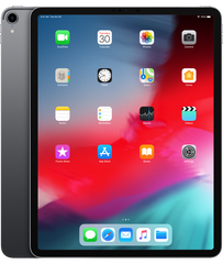 "Apple iPad Pro 12.9"" Wi-Fi 256GB Space Gray (MTFL2) 2018"