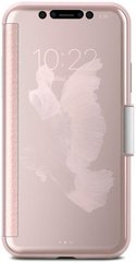 Чехол Moshi StealthCover Slim Folio Case Champagne Pink (99MO102301) для iPhone X