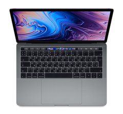 Apple MacBook Pro 13 Retina 256GB Space Gray with Touch Bar (MV962) 2019