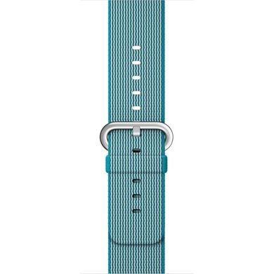 Ремінець Apple 38mm Scuba Blue Woven Nylon для Apple Watch
