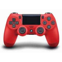 Геймпад Sony Playstation DualShock 4 V2 Magma Red