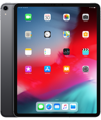 "Apple iPad Pro 12.9"" Wi-Fi + LTE 256GB Space Gray (MTJ02) 2018"