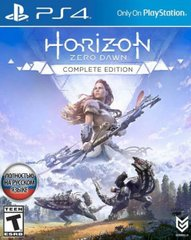 Игра HORIZON Zero Dawn: complete edition (RUS)