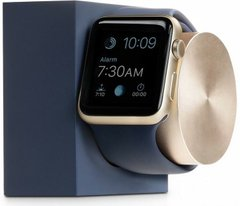 Аксессуар для Apple Watch Native Union Dock Silicon (Blue)