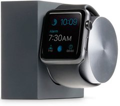 Аксессуар для Apple Watch Native Union Dock Silicon (Space Gray)