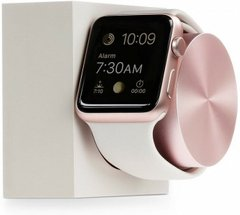 Аксессуар для Apple Watch Native Union Dock Silicon (Rose)