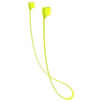Тримач Baseus Earphone Strap Green для бездротових навушників Apple AirPods 166fb9fc95540