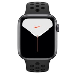Apple Watch Nike Series 5 (GPS) 44mm Space Gray Aluminum Case with Anthracite/Black Nike Sport Band (MX3W2)
