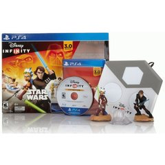 Игра Disney Infinity 3.0: Star Wars Стартовый набор для Sony PS 4 (RUS)