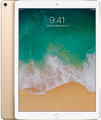 "Apple iPad Pro 12.9"" Wi-Fi + LTE 256GB Gold (MPA62) 2017"