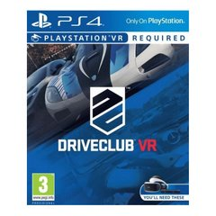 Гра DriveClub VR (PlayStation VR) для Sony PS 4 (RUS)